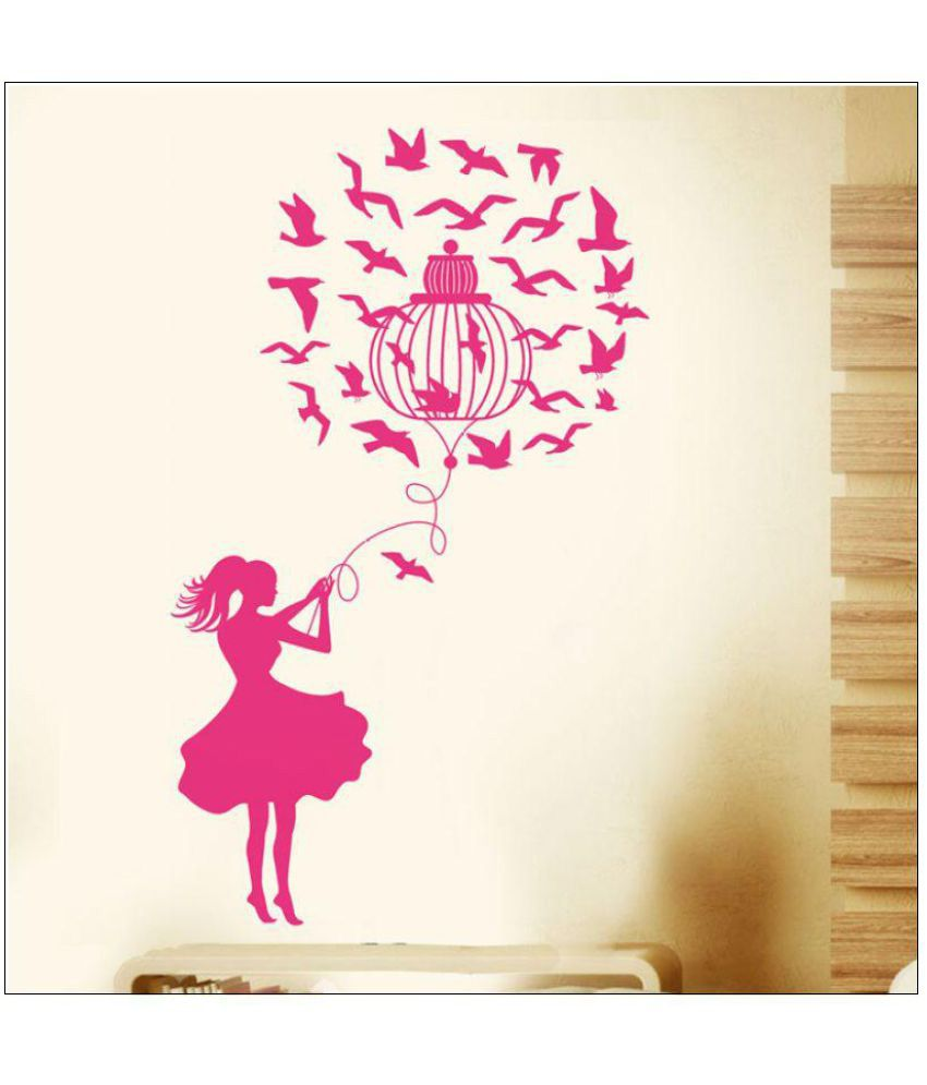 Wall dreams pvc wall stickers buy wall dreams pvc wall stickers online at best prices in india on snapdeal