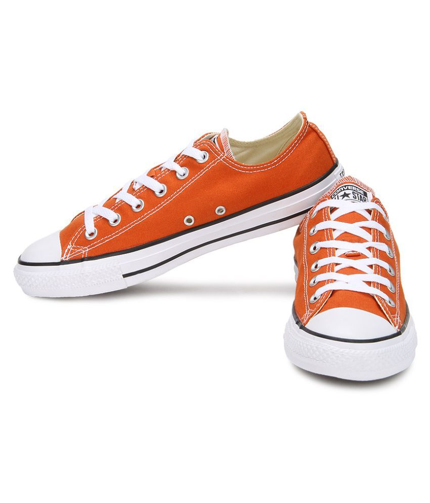 f4f79b0d56a Converse All Star 150786CCTOX Normal Sneakers Orange Casual Shoes - Buy Converse  All Star 150786CCTOX Normal Sneakers Orange Casual Shoes Online at Best ...