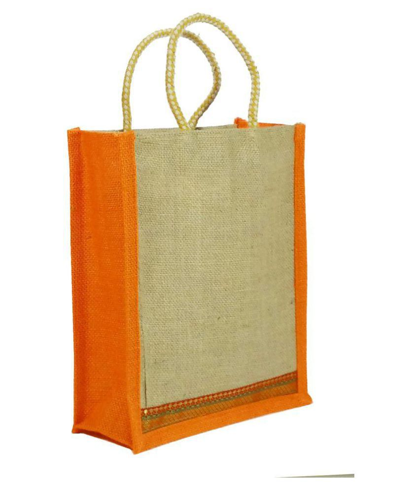 424f4eee0 Indozy ARJB0002 Jute Multi Color Lunch Bag - Buy Indozy ARJB0002 Jute Multi  Color Lunch Bag Online at Low Price - Snapdeal