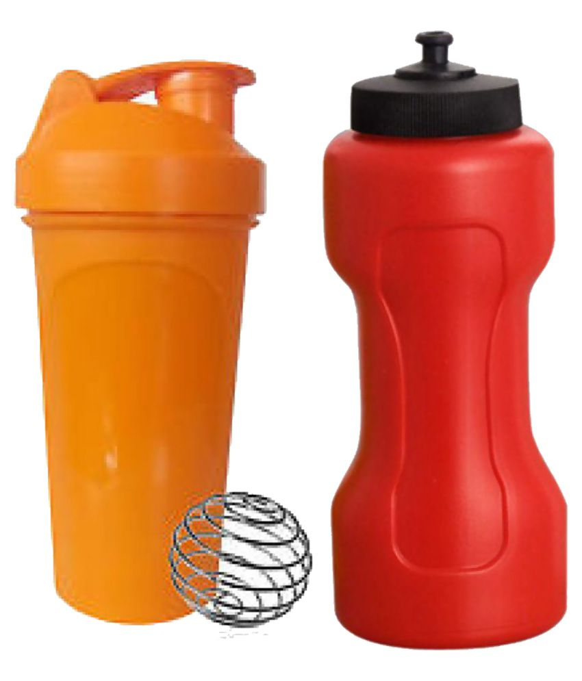 Me Swastik Multicolor Shaker with Dumble Sipper