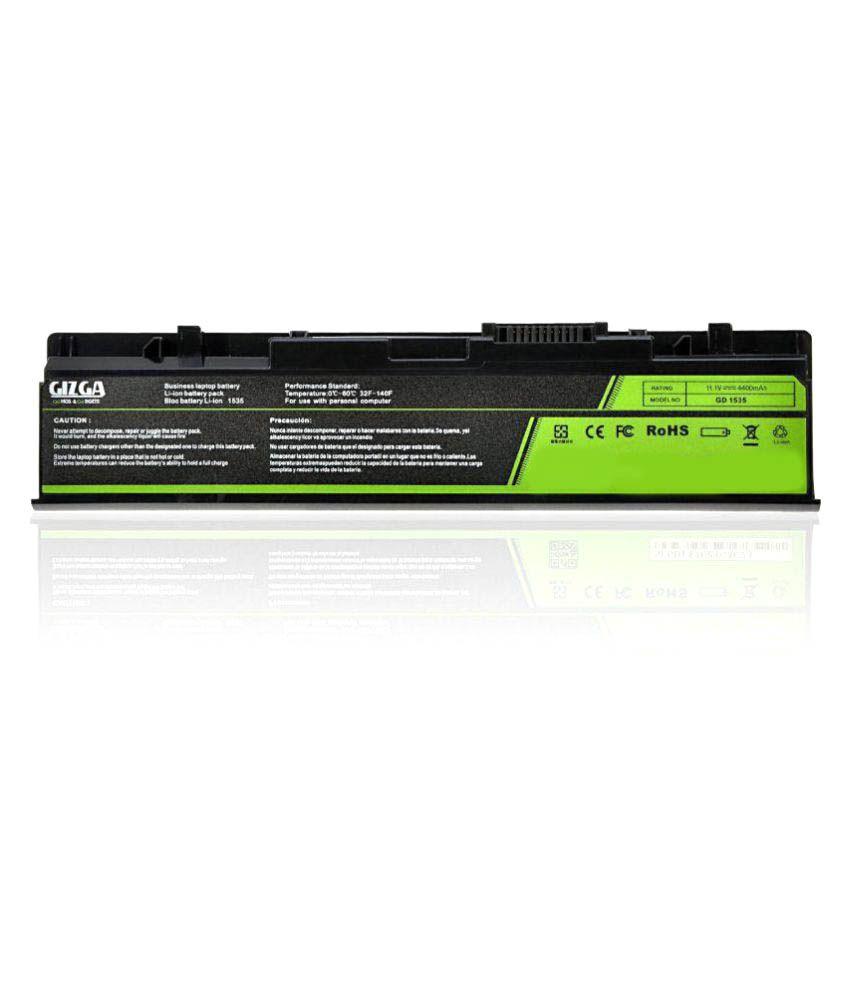 Gizga Essentials Laptop battery Compatible For Dell Studio 1535