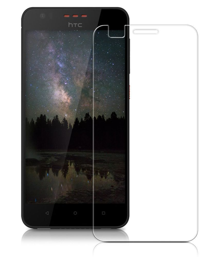 HTC Desire 825 Tempered Glass Screen Guard By Crook