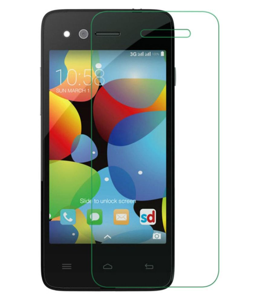 Infocus M2 Tempered Glass Screen Guard By Crook
