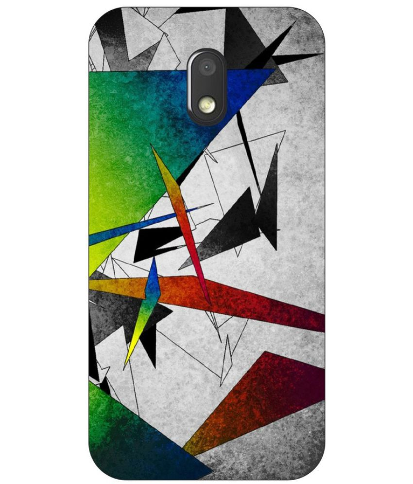 Moto G4 Play Printed Cover By Go Hooked