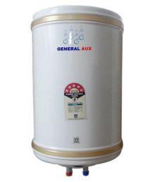 General Aux 25 Ltr Ltr Flora 25L-3KW Instant Water Heater 25 L Geyser Storage Geysers White
