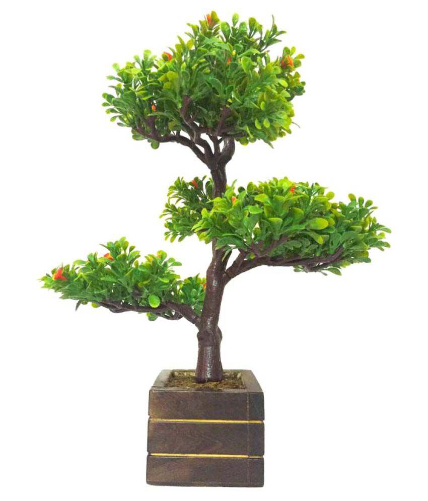uc artificial bonsai tree multicolour bonsai plastic