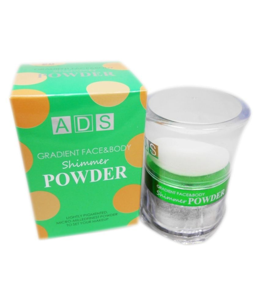 ADS Gradient Face & Body Shimmer Powder with Free Good Choice Kajal-AOOT-2