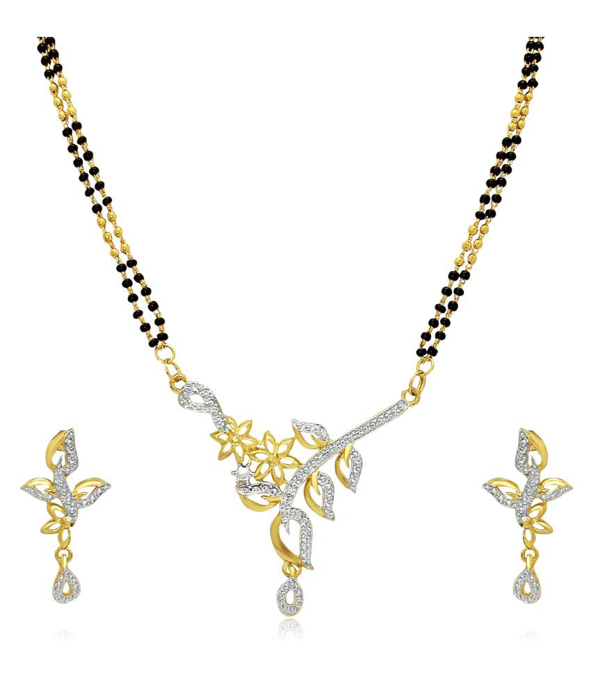 Atasi International Diva Mangalsutra Set