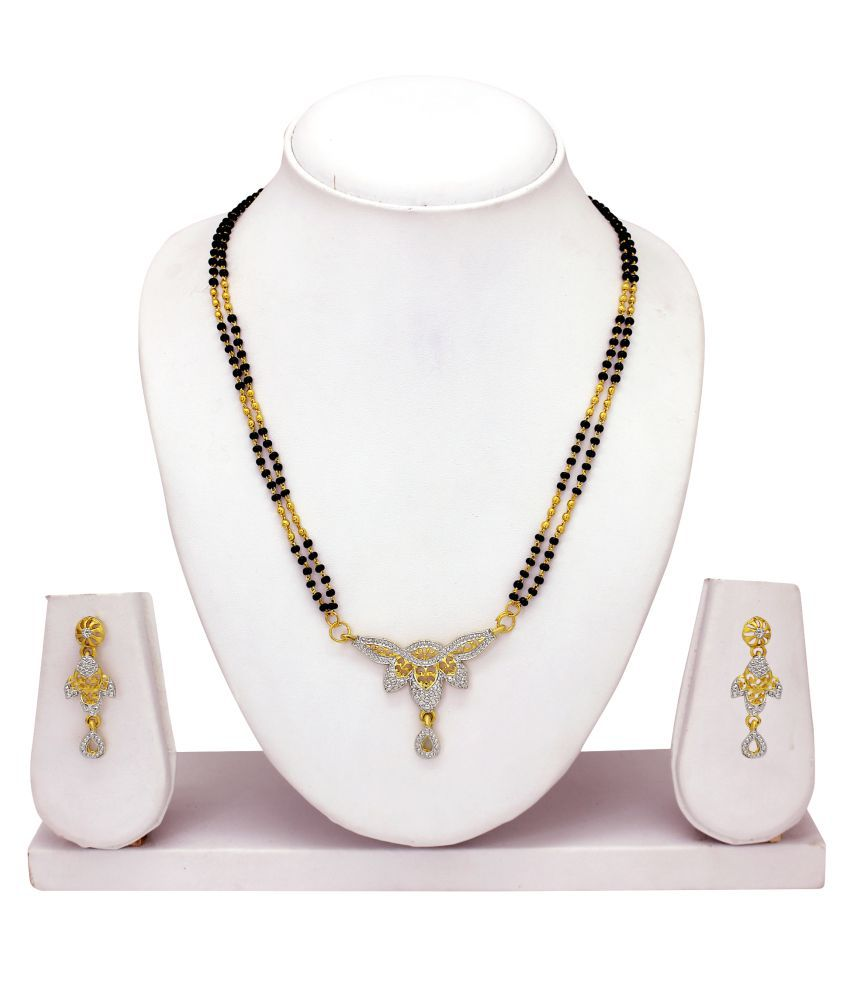 Atasi International Fabia Mangalsutra Set