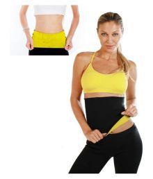 New Neoprene Hot Waist Shaper Belt Body Shaper Vest Band Neotex Body Sweat Fat Burn Tummy Reduce
