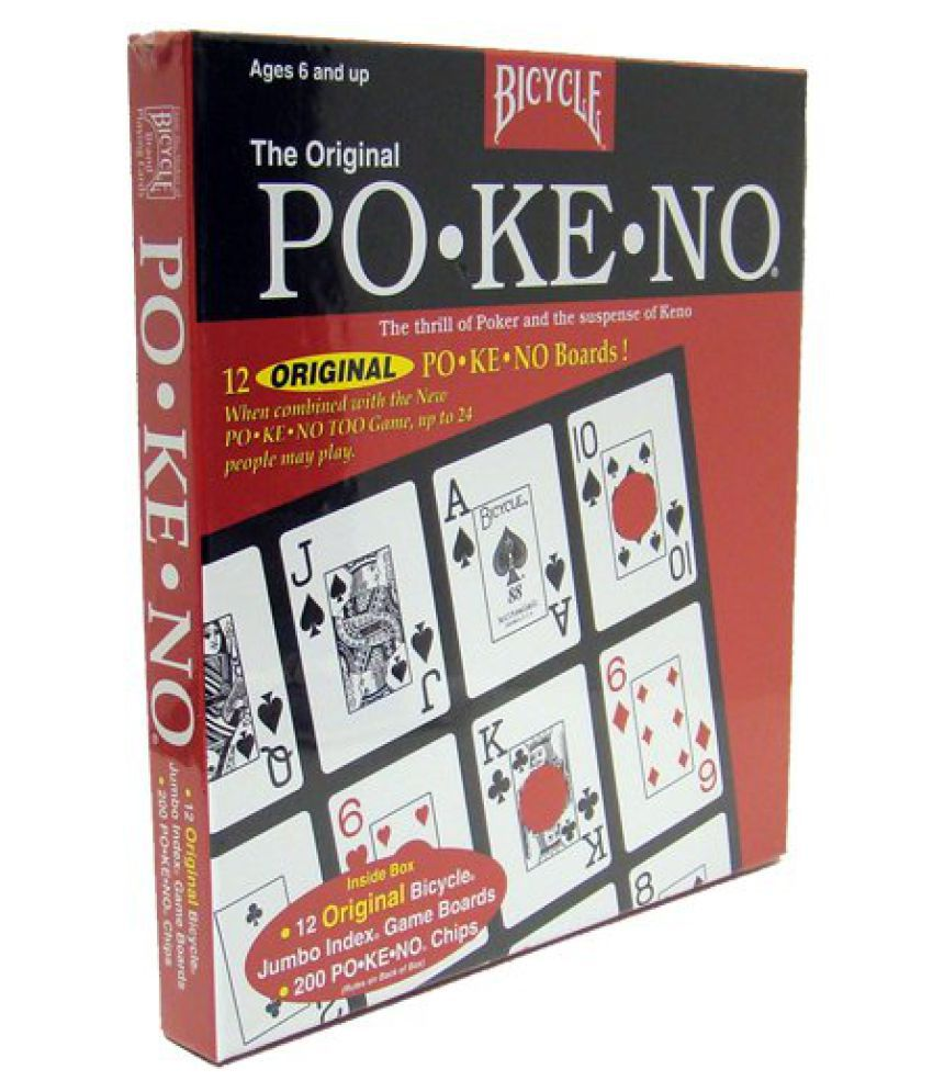 Toy Two Pokeno Games w// Deck of Cards Ultimate Pokeno Set