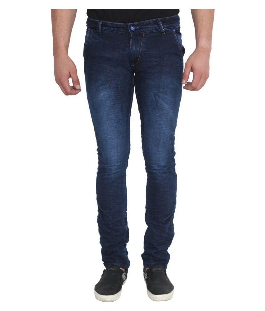 Jevaraz Blue Slim Basic