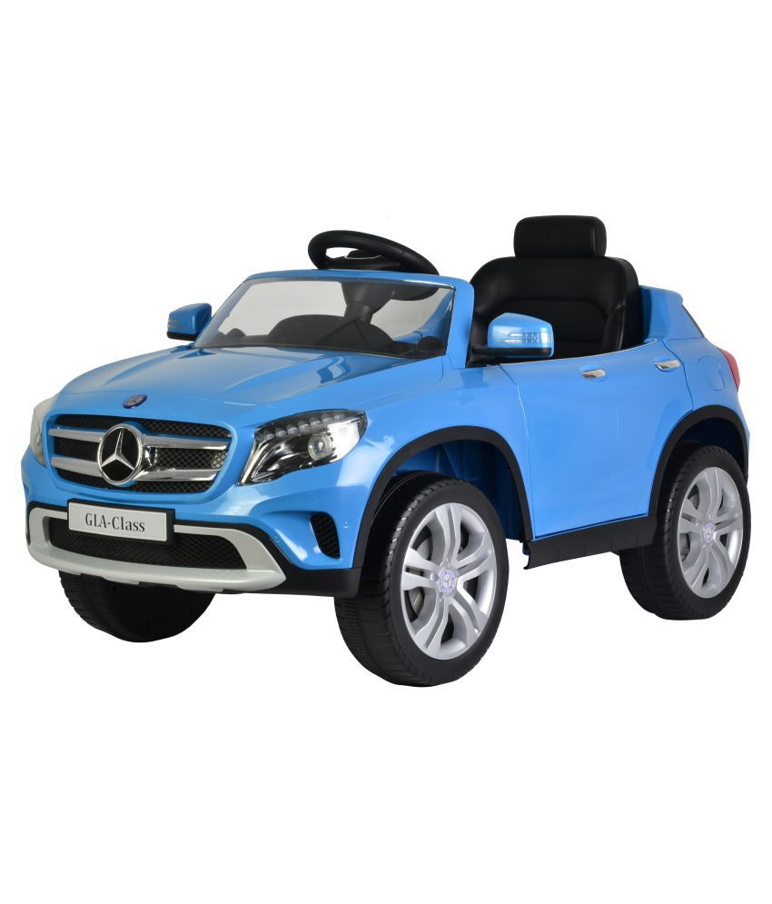 Toyhouse mercedes benz gla battery operated ride on car for Ride on mercedes benz toy car