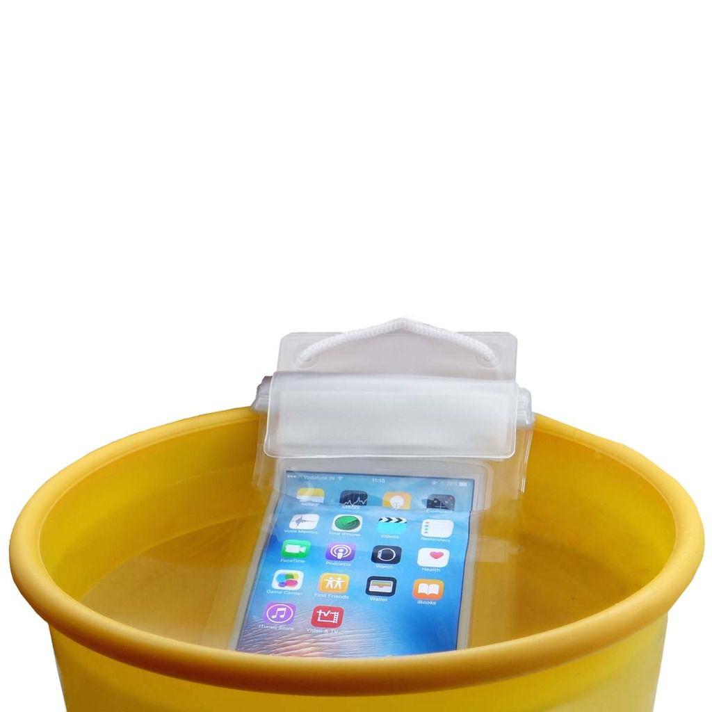 brand new d206b 353c3 Huawei Nexus 6p Waterproof Bag Case Pouch By ACM Transparent