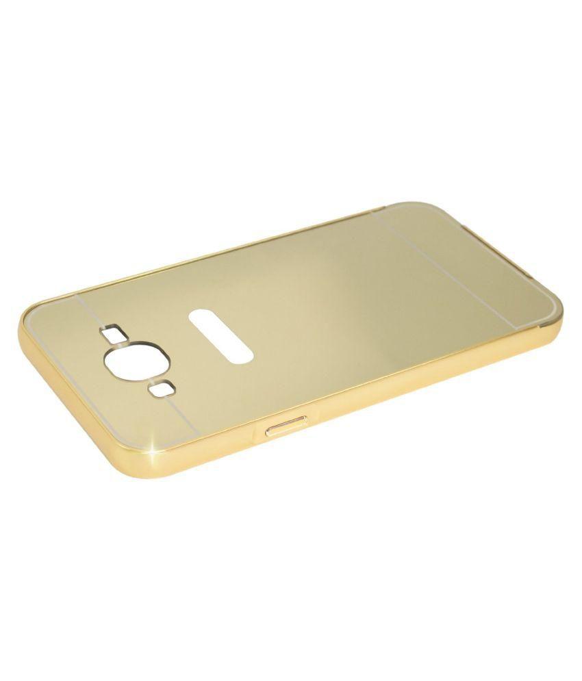 Samsung Galaxy A710 Cover by Sedoka - Golden