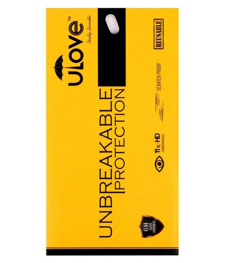 Samsung Galaxy A8 Tempered Glass Screen Guard By Ulove