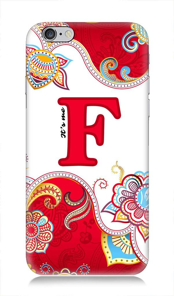 Apple iPhone 6 Plus Printed Cover By 7C