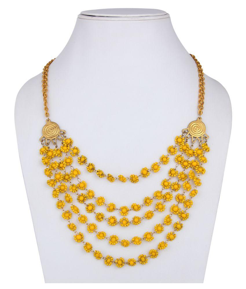 DCA Golden Necklace