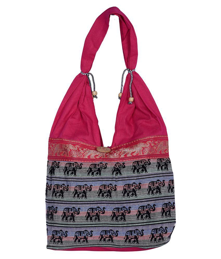 Decot Paradise Multi Cotton Shoulder Bag