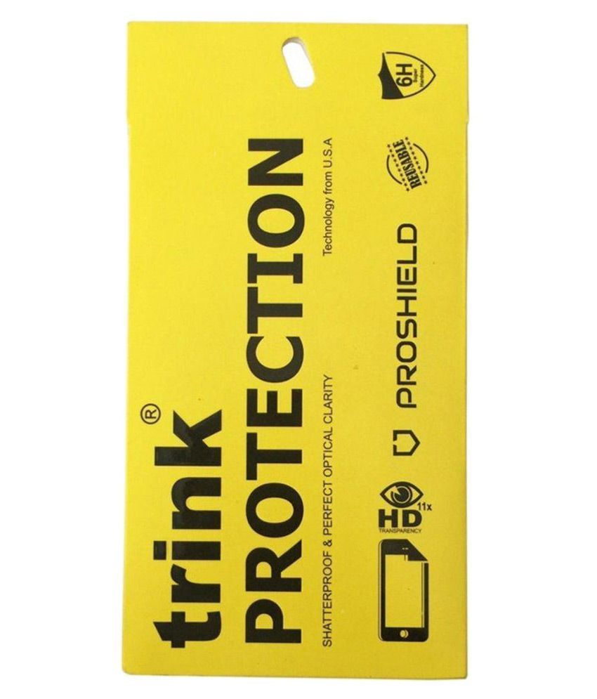 Lenovo Vibe K5 Anti Shock Screen Guard By Trink Protection