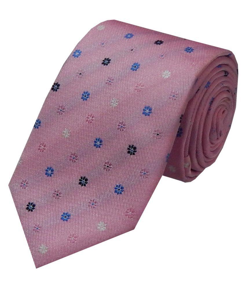 Navaksha Pink Party Necktie