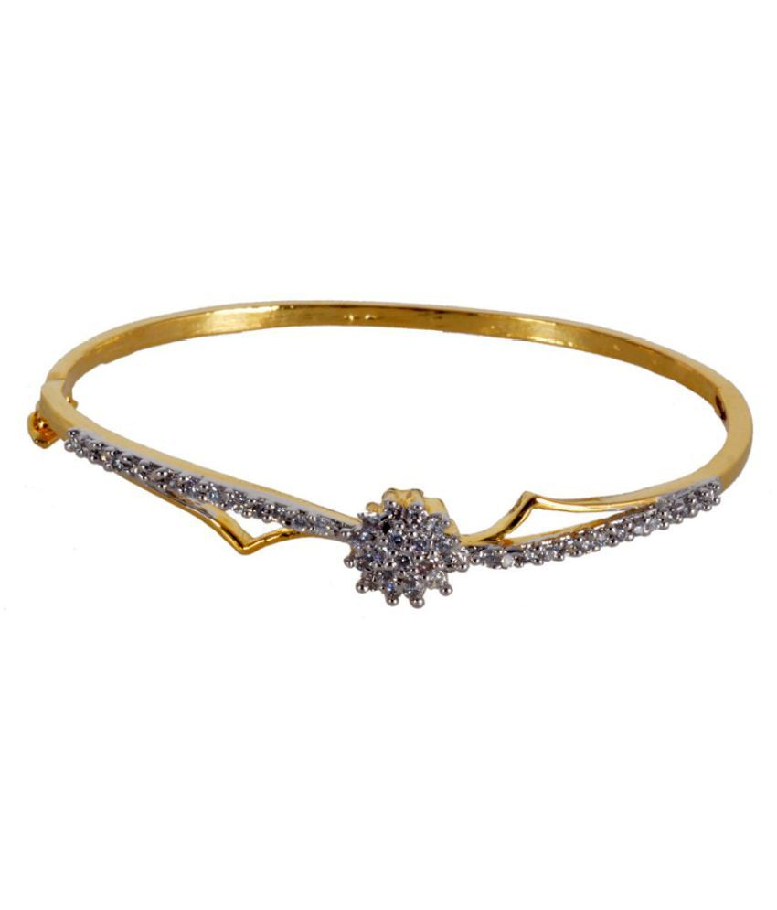 Shonajewels Golden Bracelet