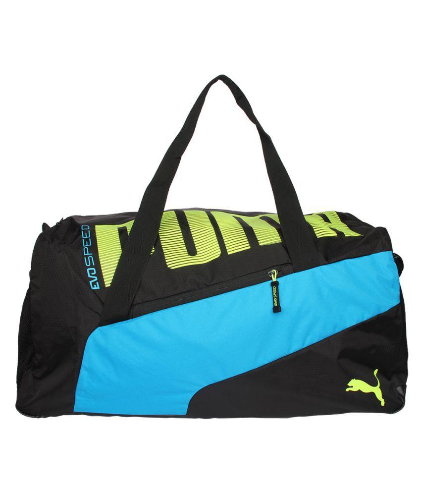 Puma Multicolour Gym Bag