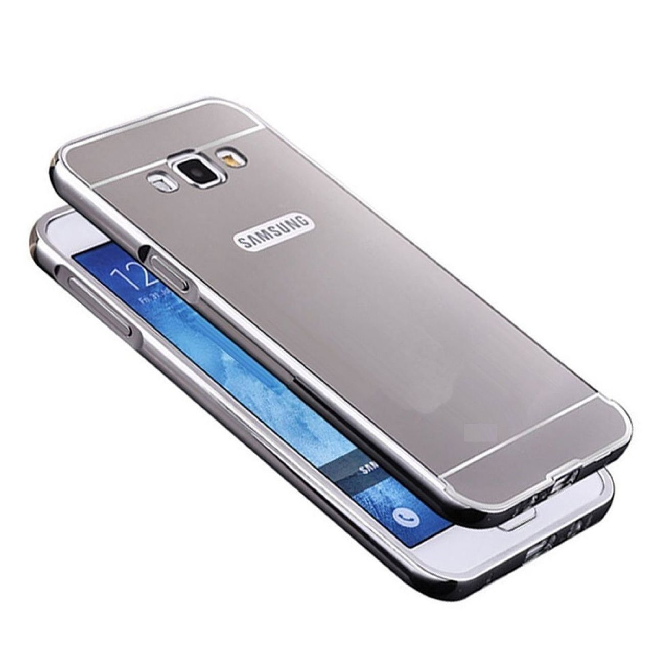 watch ed129 10141 Samsung Galaxy J2 Pro Cover by DEV - Silver