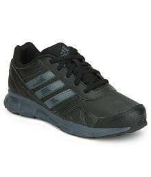 Adidas Black HYPER FAST SYN K Sports Shoes