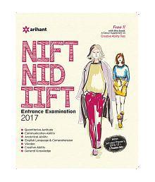 NIFT/NID/IIFT Entrance Examination 2017