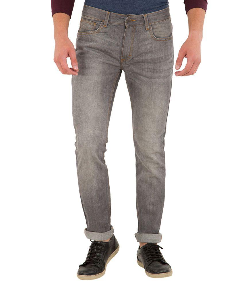 Highlander Grey Slim Solid