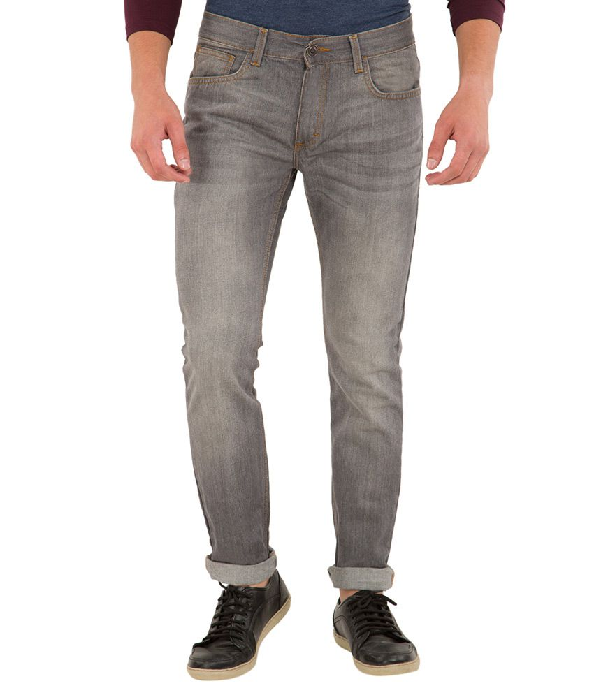 Highlander Grey Slim Solid