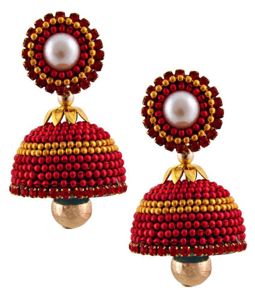 Little Jaipur Multicolor Earrings