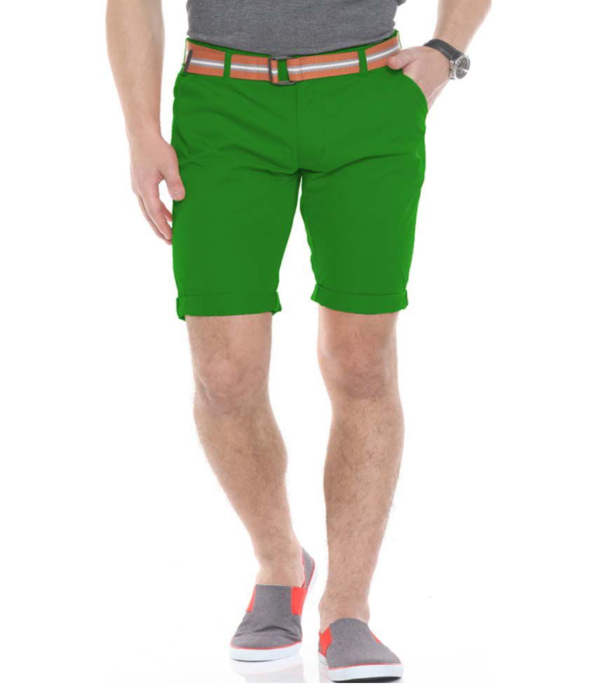 Sweet Dreams Green Shorts