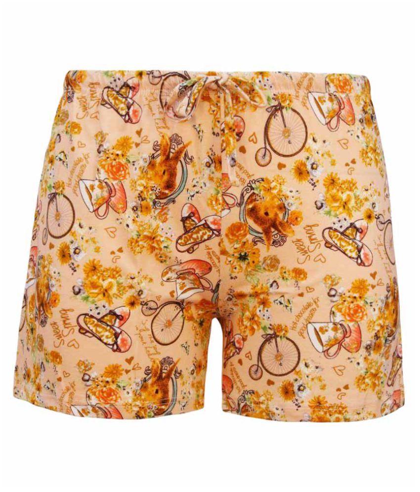 Kothari Multicolor Shorts