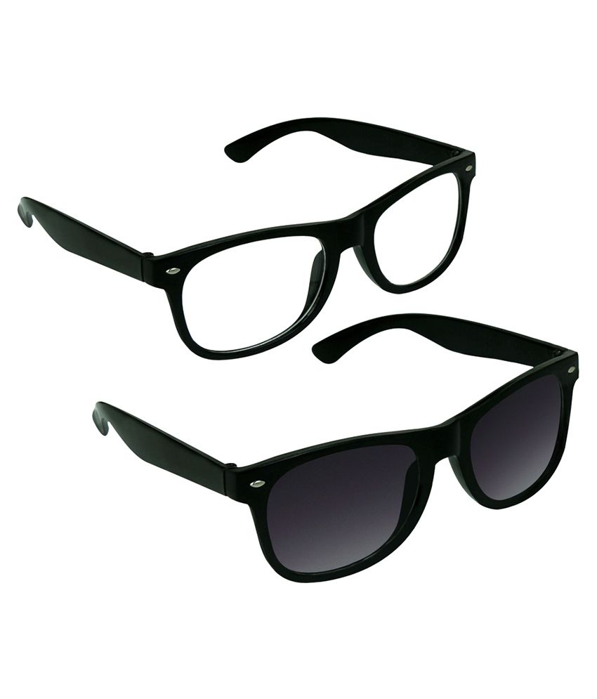 SR Collection Multicolor Wayfarer Sunglasses ( )