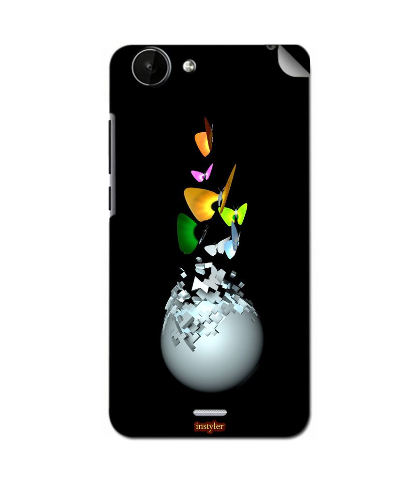 STICKER FOR MICROMAX MEGA E353 BY instyler