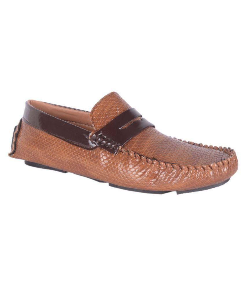 Dakarr Tan Loafers outlet wide range of clearance choice cwR3Rifa