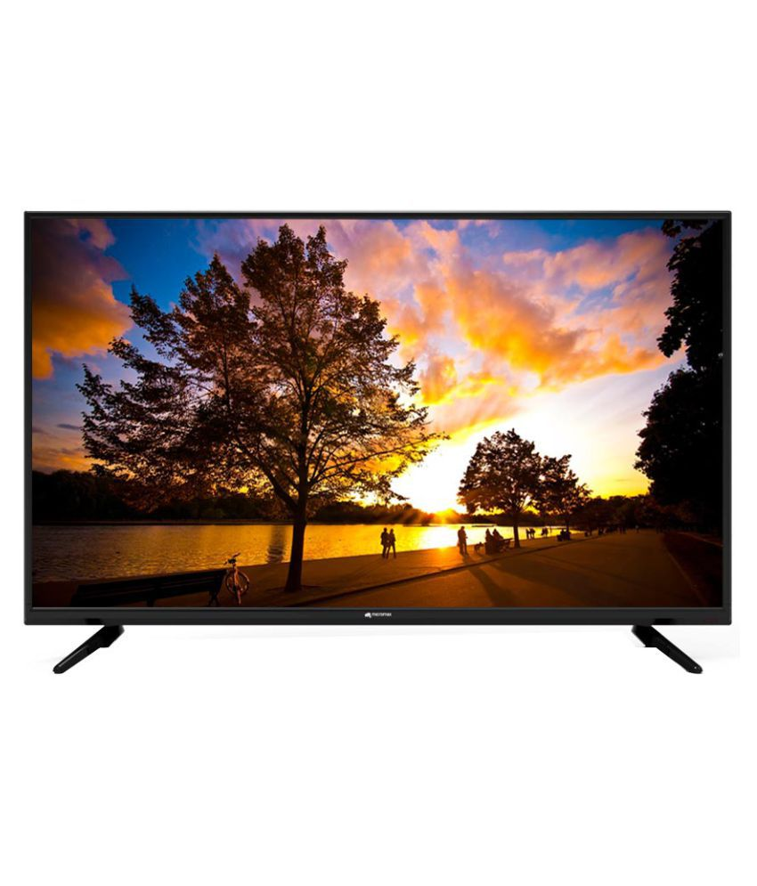 Micromax 40E1107HD 98 cm ( 39 ) HD Ready (HDR) LED Television