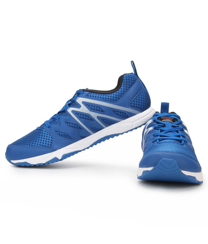 8509f1efc2b Reebok Arcade Runner (BD4090) Blue Running Sports Shoes - Buy Reebok ...