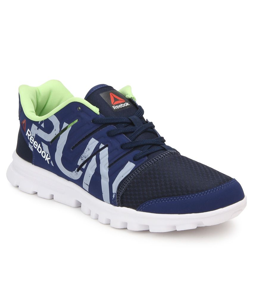 0094559ae0f Reebok Ultra Speed (BD3628) Navy Running Sports Shoes - Buy Reebok Ultra  Speed (BD3628) Navy Running Sports Shoes Online at Best Prices in India on  Snapdeal