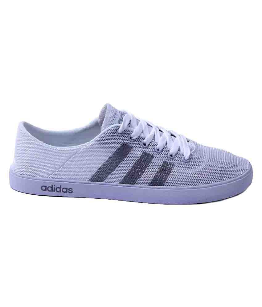 5a397ce4ec47 Adidas Lifestyle White Casual Shoes Adidas Lifestyle White Casual Shoes ...
