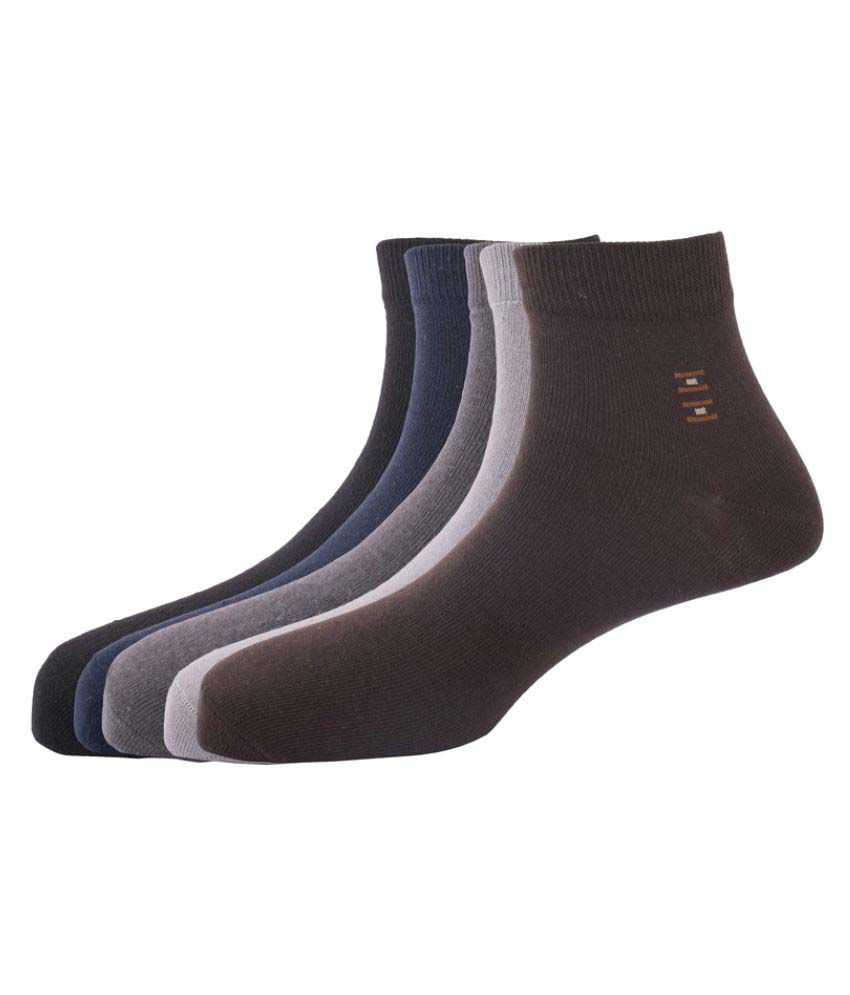 Arrow Multi Casual Ankle Length Socks