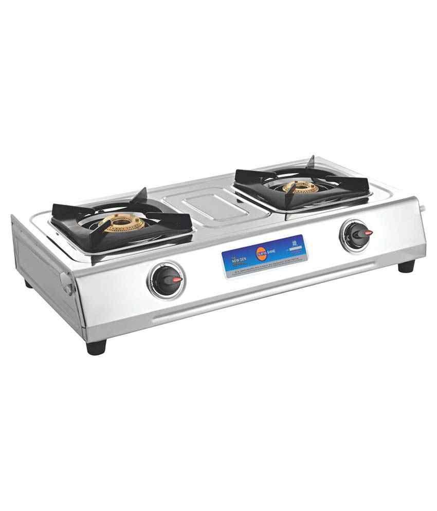 Surya-Shine-SUR622MB-Manual-Gas-Cooktop-(2-Burner)