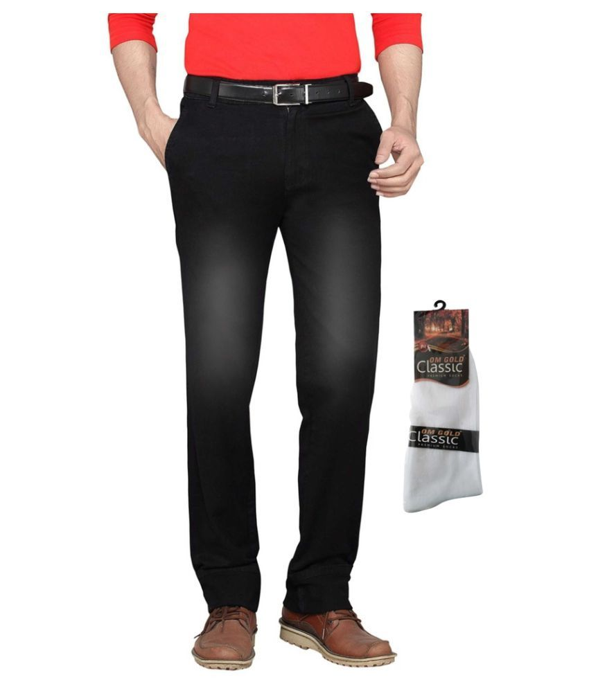 Haltung Black Slim Faded