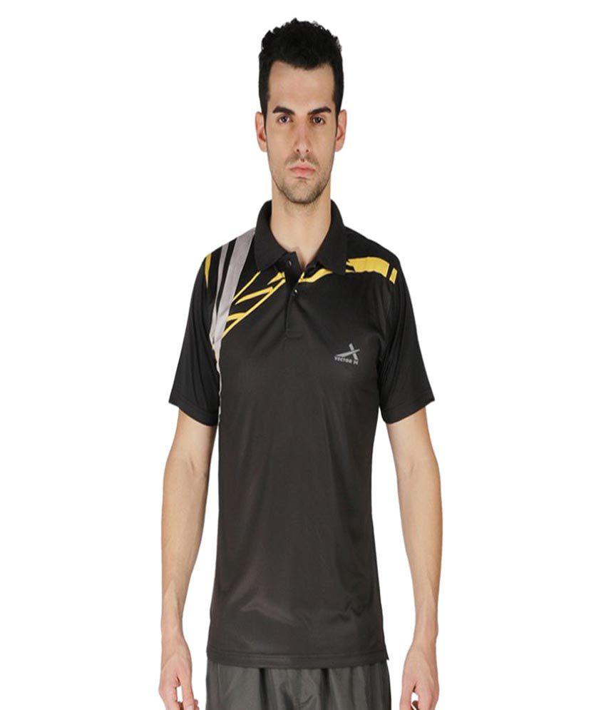 Vector X Black T Shirt