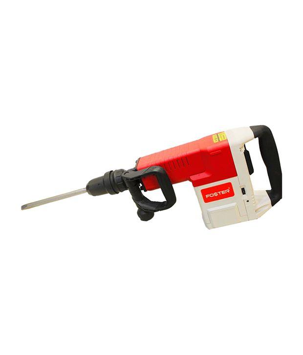 Foster - FDH-11E Demolition Hammer Drill 1500W