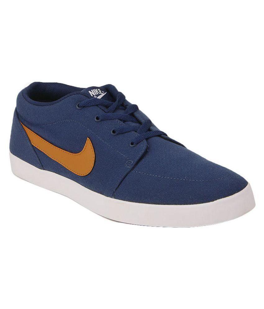 Nike Sneakers Navy Casual Shoes - Buy Nike Sneakers Navy ...