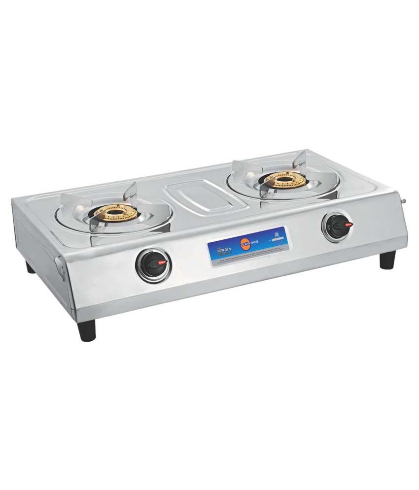 Surya-Shine-SUR622VB-Manual-Gas-Cooktop-(2-Burner)