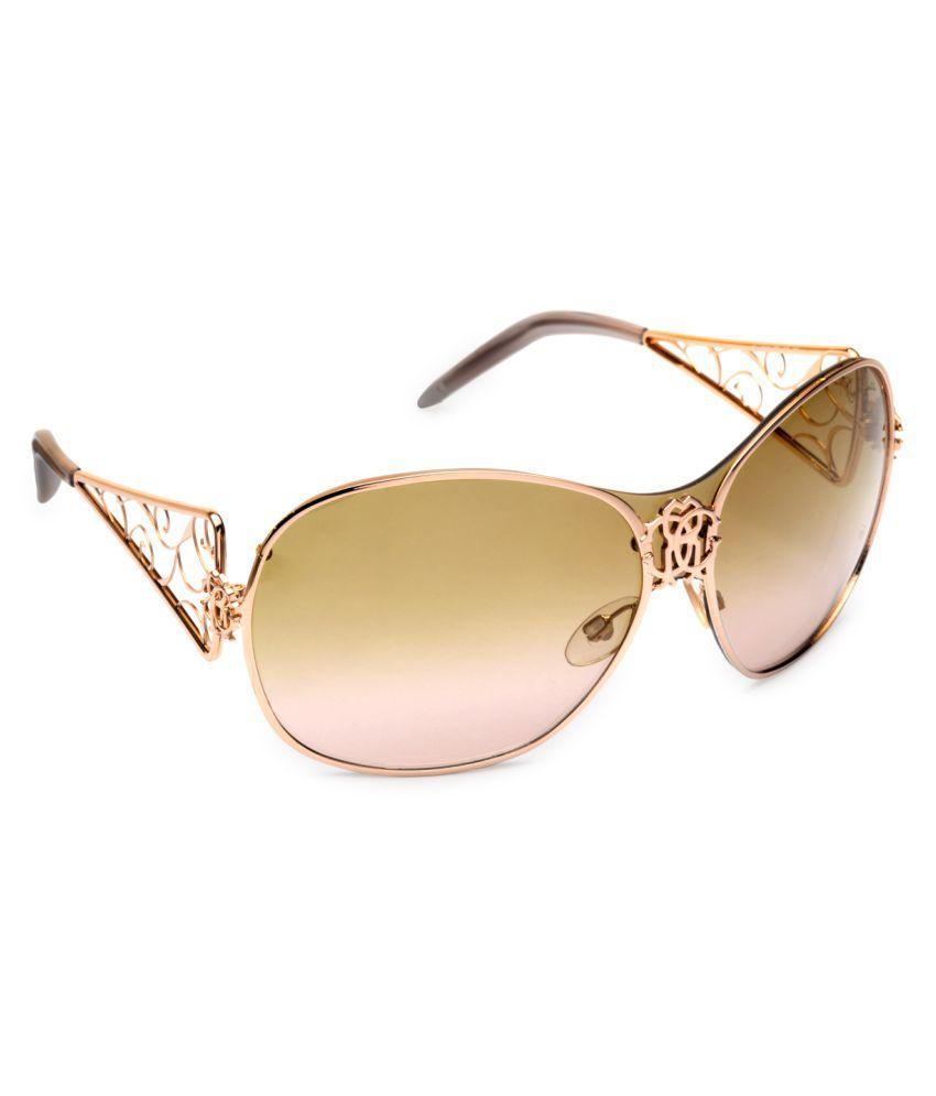 d89f2800e1 ... Roberto Cavalli Brown Oversized Sunglasses ( TALO 371S 772